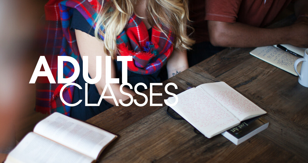 Adult Class--Truth Seekers: Basic Bible for Internationals